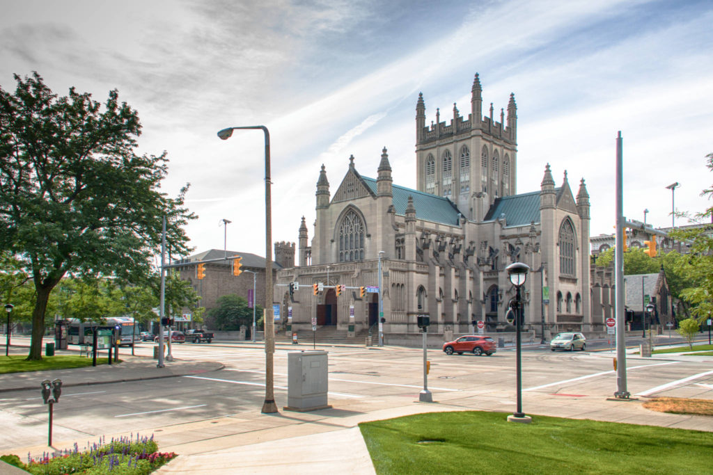 Trinity Cathedral - Cleveland